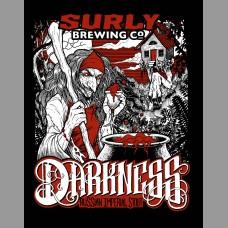 Surly Darkness: Darkness Release Poster, Sward 17