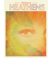 Band Of Heathens: Fall Tour Poster, 2012 Hamline