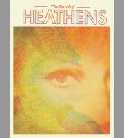 Band Of Heathens: Fall Tour Poster, 2012 Hamline