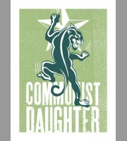 Communist Daughter: Fall Tour Poster, Unitus 2016