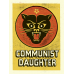 Communist Daughter: Fundraiser Poster, 2014 Hamline