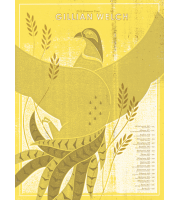 Gillian Welch: Summer Tour Poster, 2012 Hamline