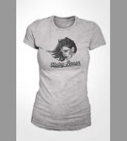 Haley Bonar: Fall Tour Shirt, 2013 Mc.