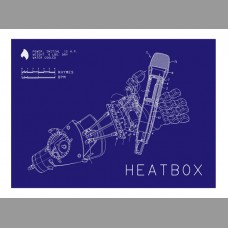 Heatbox: May Tour Poster, 2013 Tooth