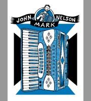 John Mark Nelson: Spring Tour Poster, 2013 Unitus