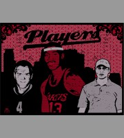 Players: Art Poster, 2011 Mc.