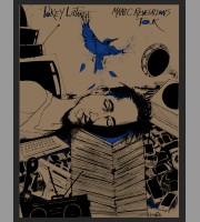 Pokey LaFarge: Manic Revelations Tour Poster II, Feldman 17