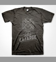 Pokey LaFarge: Tour Shirt, 2017 Mc.