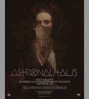 Astronautalis: Denton, TX Show Poster, 2012 Shaw