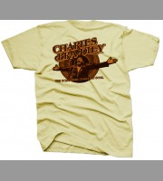 Charles Bradley: The Screaming Eagle Of Soul Tour Shirt, 2012 Mc.