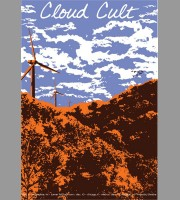 Cloud Cult: Lightchasers Fall Tour Poster II, 2010 Mc.