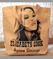 Elizabeth Cook: El Camino Tour Tote Bag, 2010 Mc.