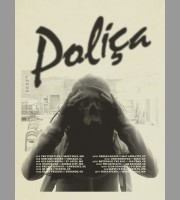 Polica: Fall Tour Poster, 2011 Shaw