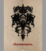 Rhymesayers: Rorsachach Poster, 2011 Shaw