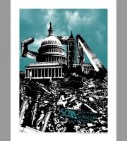 Soja: Washington D.C. Show Poster, 2012 Unitus