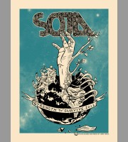 Soja: World Tour Poster, 2012 Unitus