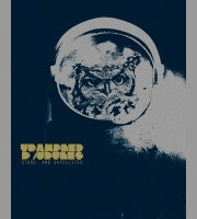 Trampled By Turtles: Stars And Satellites Album Release Poster, 2012 Shaw