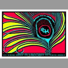 Toubab Krewe: Holiday Hat Trick Tour Poster, 2010 Hosman