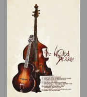 The Wood Brothers: Winter Tour Poster, 2011 Shaw