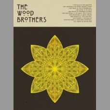 The Wood Brothers: West Coast Tour Poster, 2011 Shaw