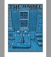 The Bridge: Baltimore, MD Thanksgiving Show Poster, 2010 Ripley