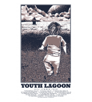 Youth Lagoon: Summer Tour Poster, 2012 Hohl