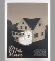 Dry The River: Spring Tour Poster, 2012 Santora