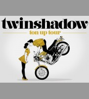 Twin Shadow: Ton Up Tour Poster, 2012