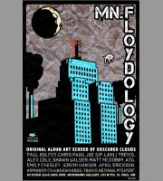 MN.Floydology: Blue Variant Poster, 2011 Mc.