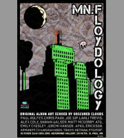 MN.Floydology: Green Variant Poster, 2011 Mc.