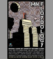 MN.Floydology: Gold Variant Poster, 2011 Mc.