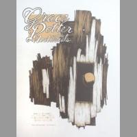 Grace Potter And The Nocturnals: Grand Rapids, MI Show Poster, 2012 Santora