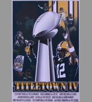 Titletown IV: Art Poster, 2011 Mc.