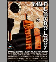 MN.Floydology: Red Variant Poster, 2011 Mc.