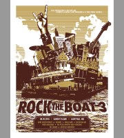 Rock The Boat III: Show Poster, 2010 Unitus