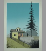 Spring Is Here: Art Poster, 2012 Santora