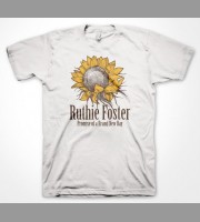 Ruthie Foster: Promise Of A Brand New Day Tour Shirt, 2014 Mc.