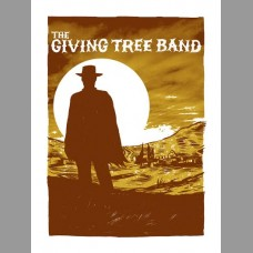The Giving Tree Band: Winter Tour Poster, 2014 Unitus