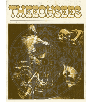 Thee Oh Sees: Fall Tour Poster, 2012 Hamline
