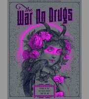 The War On Drugs: Palace Theater, St. Paul, MN Poster, Quinine 17