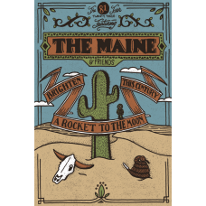 The Maine: Summer Tour Poster, 2013