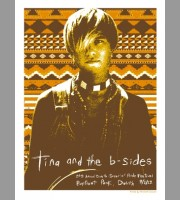 Tina And The B-Sides: 26th Annual Pride Festival Duluth, MN Show Poster, 2012 Unitus