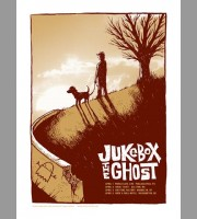 Jukebox The Ghost: East Coast Tour Poster, 2014 Unitus