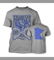 Trampled By Turtles: Welcome To Minnesota Tour Shirt, 2013 Unitus