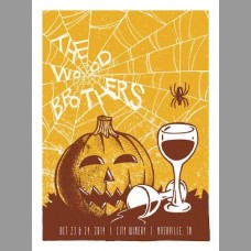 The Wood Brothers: City Winery Show Poster, 2014 Unitus