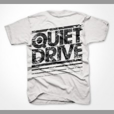 Quietdrive: Tour Shirt, 2013 Mc.